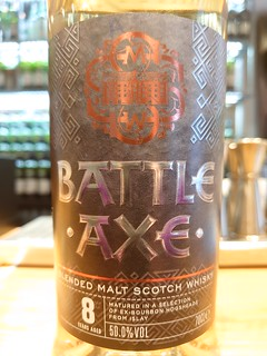 SMWS Battle Axe