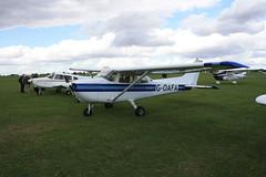 G-OAFA Reims-Cessna F172M [1093] Sywell 010919