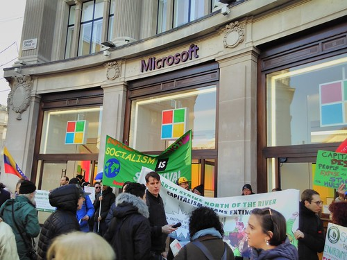 Microsoft Picket