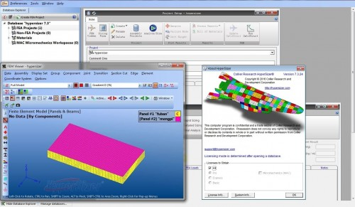 Working with Collier Research Hypersizer v7.3 full