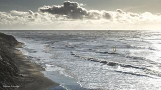 Brook beach..