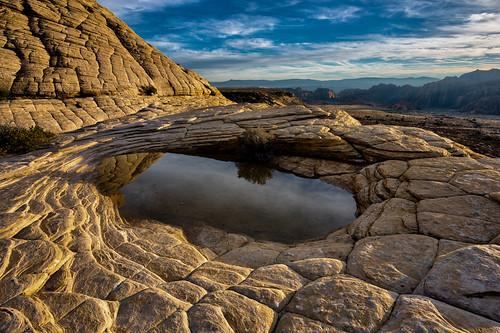 hdr landscapephotography photomatix stgeorge utah desert hiking landscape nature snowcanyon statepark sunset ut usa