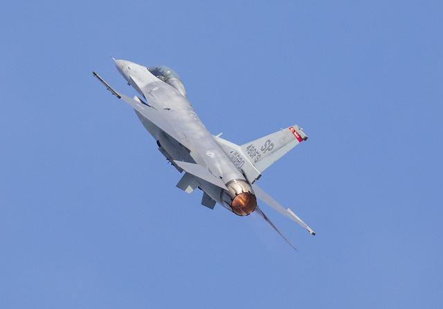 Lockheed Martin F-16CM Fighting Falcon