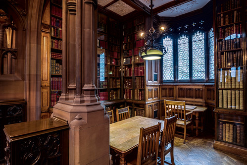 The John Rylands Library Study Area
