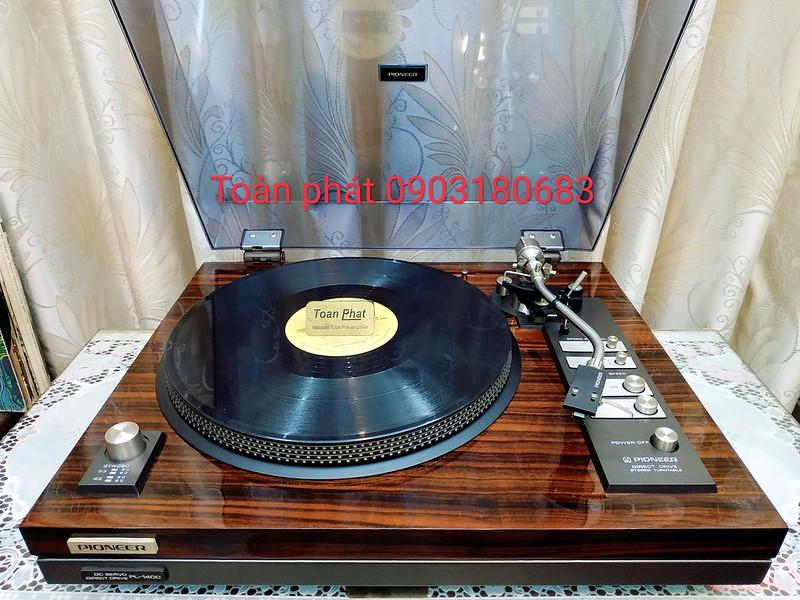 Turntable Cơ mâm đĩa than thích thú phần nghe ==>> thỏa mãn phần nhìn - 6