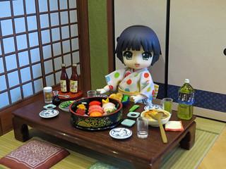 Re-ment Gorgeous Sushi Set