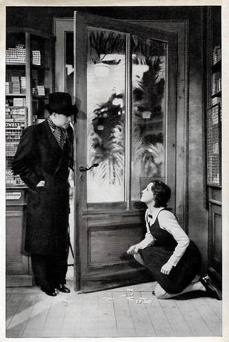 Willy Fritsch and Käthe von Nagy in Die Töchter ihrer Exzellenz (1934)