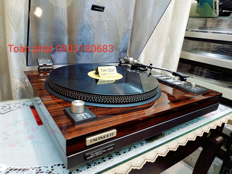 Turntable Cơ mâm đĩa than thích thú phần nghe ==>> thỏa mãn phần nhìn - 7
