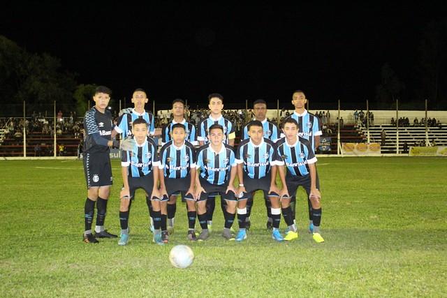 #40Efipan Grêmio 2 x 0 Paraná Clube