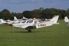 G-NSKY Alpi Aviation Pioneer 400 [LAA 364-15236] Sywell 310819