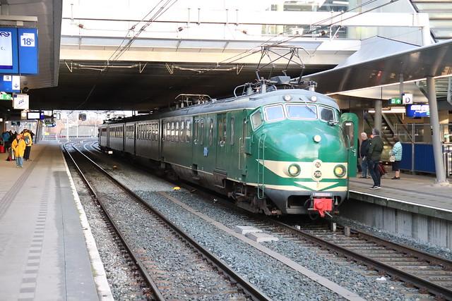 Hondekop 766 te Utrecht Centraal 18 januari 2020