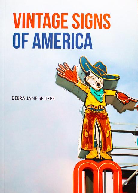 Vintage Signs of America, Debra Jane Seltzer