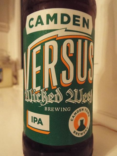 Camden, Versus Wicked Weed, England