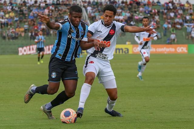 Copa São Paulo - Vasco da Gama x Grêmio