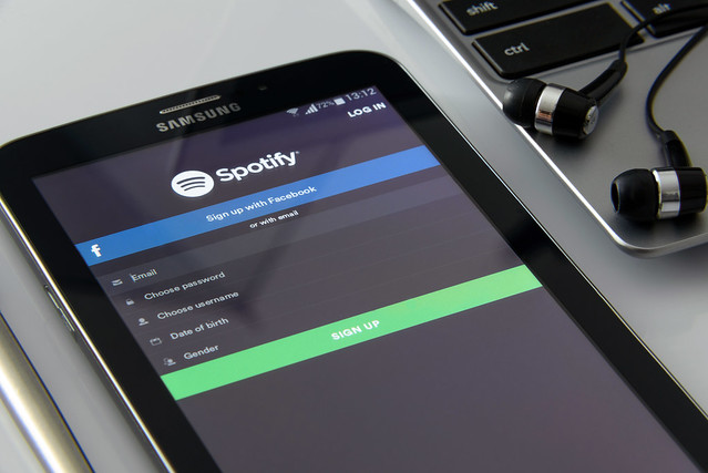 Music On Your Smartphone Spotify Edited 2020