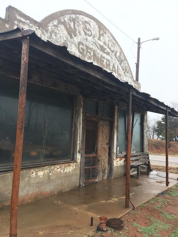 Cogar, Oklahoma Rainman