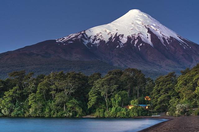 Ensenada Volcán Osorno