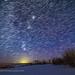 StarLink2 Star Trails (January 17, 2020)