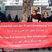 Iraner trauern in Berlin um Opfer des Flugzeugabschusses und protestieren gegen das Regime