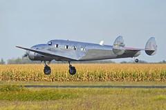 2018.09.08.298 MELUN-VILLAROCHE - Lockheed 10E Electra (F-AZLL - NR1602D - cn.1287)