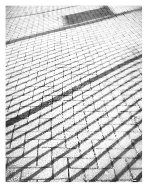Just follow the lines