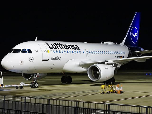 Lufthansa | Airbus A319-112 | D-AIBG