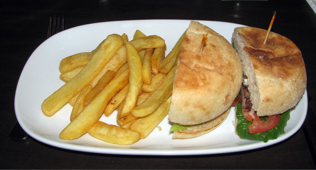 Steak Sandwich, Dooleys, Lidcombe, Sydney, NSW.