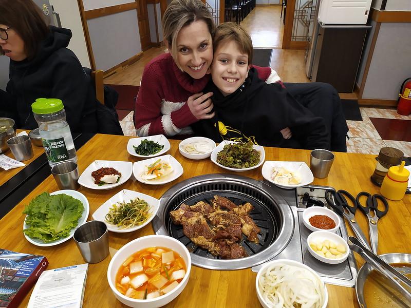 Que Comer en Corea del Sur