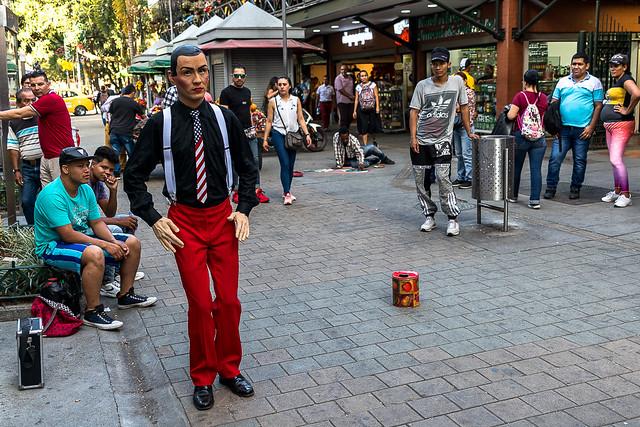 Street dummy