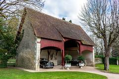 Château de Chenonceau - Cochera