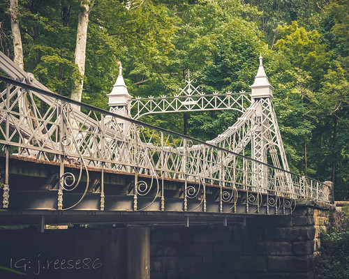 Silver Bridge - Mill Creek Park