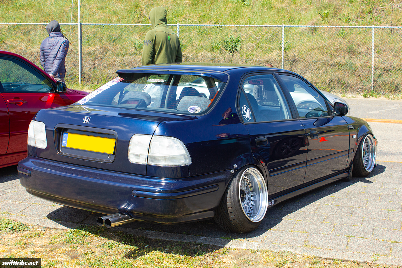 Honda Civic Sedan at JapFest
