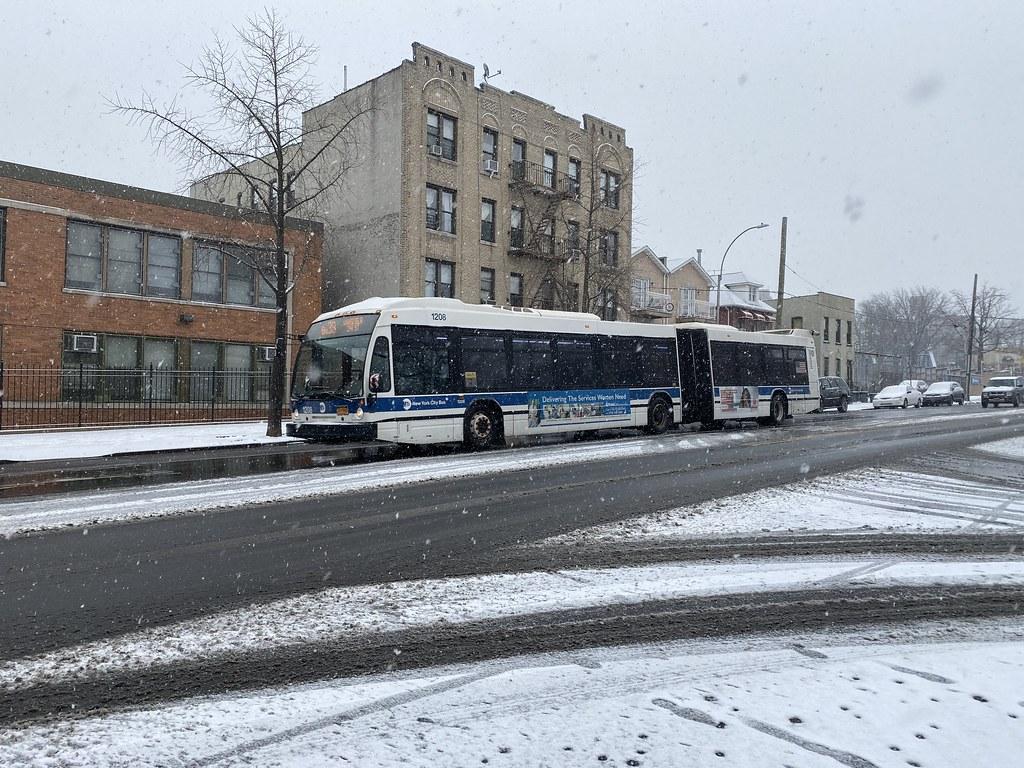 2010 Nova Bus LFSA 1208 - Bx39 To Wakefield-241 St