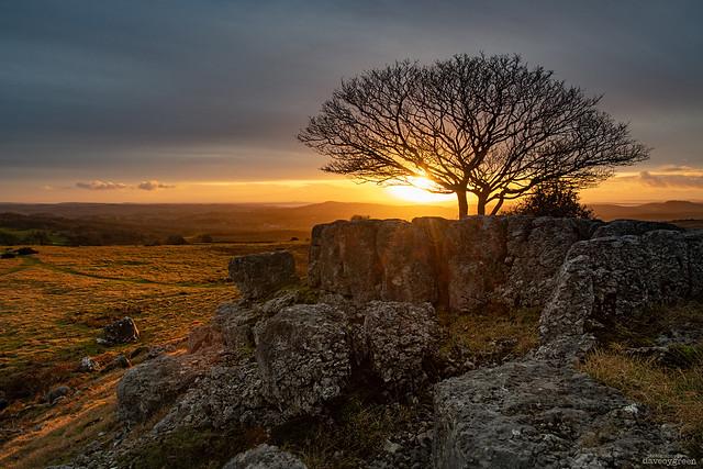 Farleton Fell Sunset