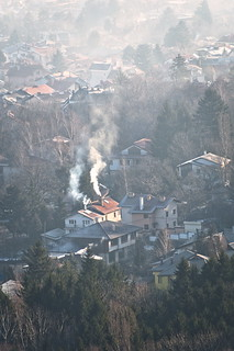 In the village of Dragelevtsi, Bulgaria