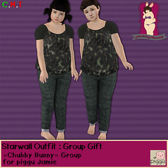 CB Starwall Outfit Group Gift