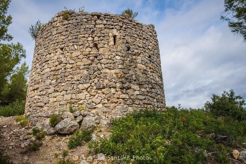 Ábside de Sant Pere de Castellvell
