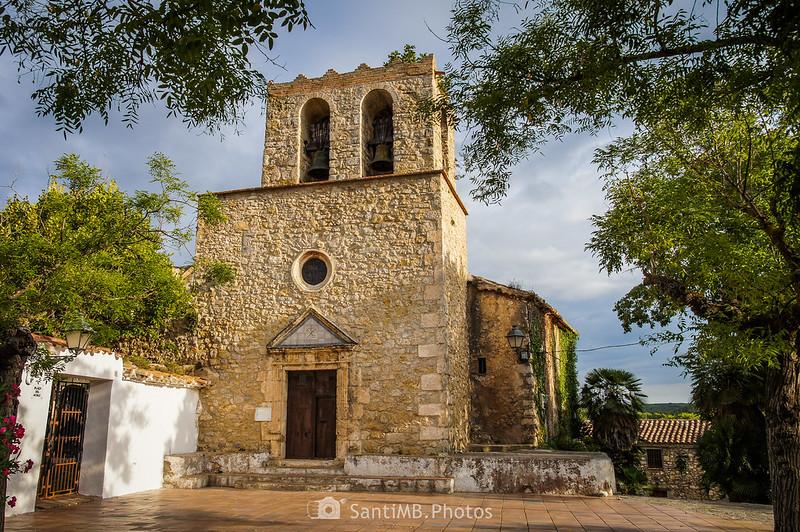 Iglesia nueva de Olivella