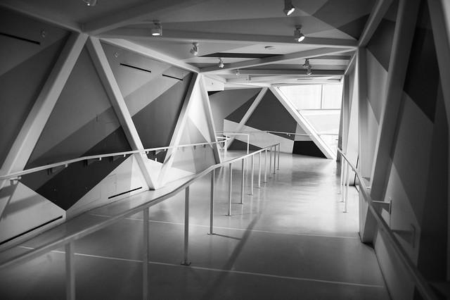 Geometry and walkway.