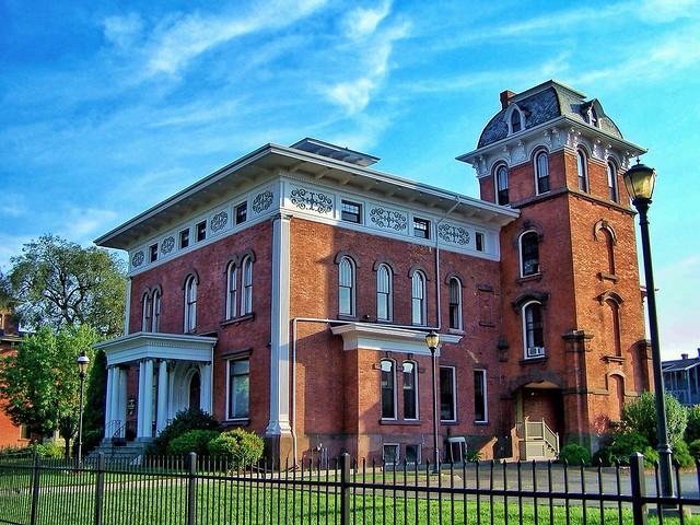 Hartford Connecticut  - Coltsville National Park -