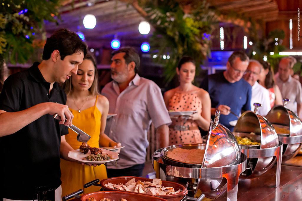 Fotos do evento CHURRASCO MED60 BARBACENA em Buffet
