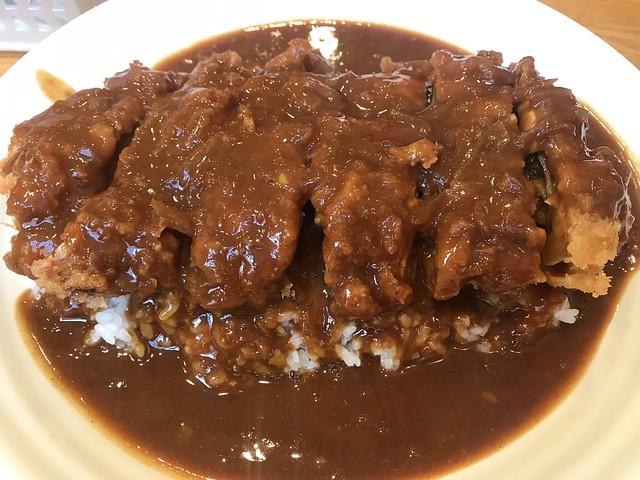 Chicken cutlet curry rice @Kirari, Tokyo