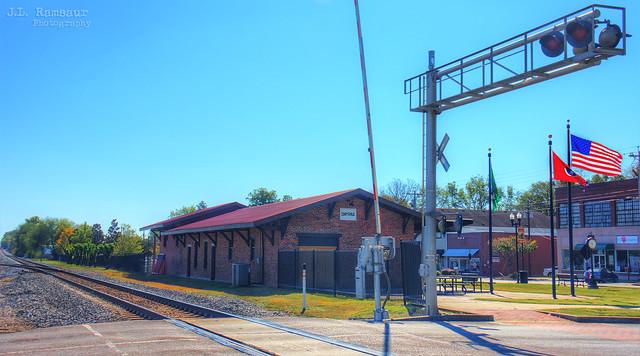 Smryna Train Depot - Depot District - Smyrna, Tennessee 4