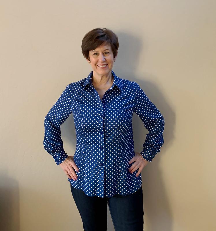 dot shirt 4