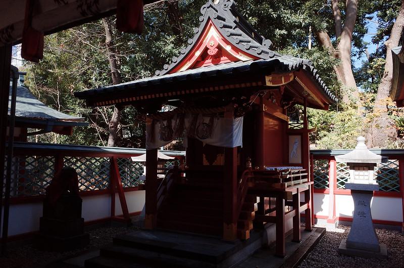 永田町二丁目日枝神社山王稲荷神社