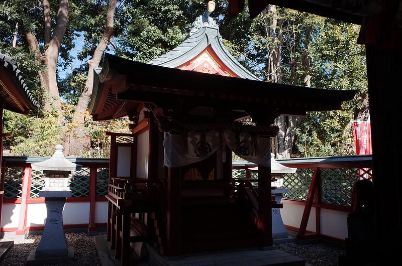 永田町二丁目日枝神社猿田彦神社