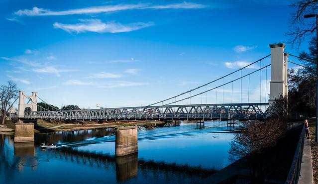 2020 Visions 1.1 ~ 1870 Waco Suspension Bridge