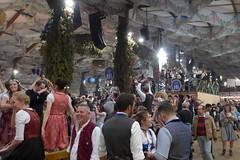Hofbräu-Festzelt Tent - Oktoberfest 2018