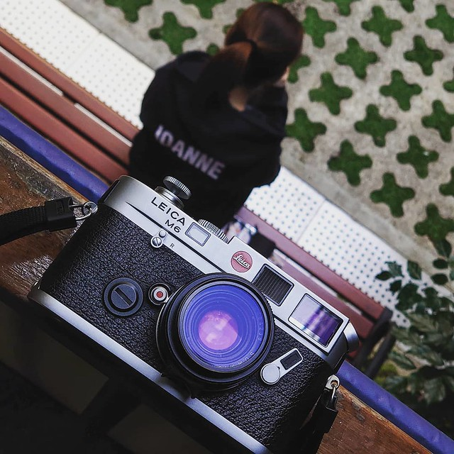 Leica 35mm f2 六枚玉の景