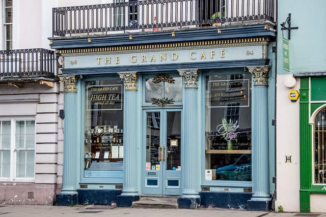 The Grand Café, Oxford, England